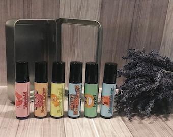 Moms Essential Oil Roller Bottle Blends, Female Essential Oil Blends, Essential Oil Women Blends, Mood Essential Oils, Essential Oil Blends