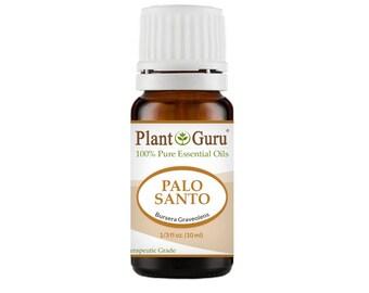Palo Santo Essential Oil  100% Pure, Undiluted, Therapeutic Grade.