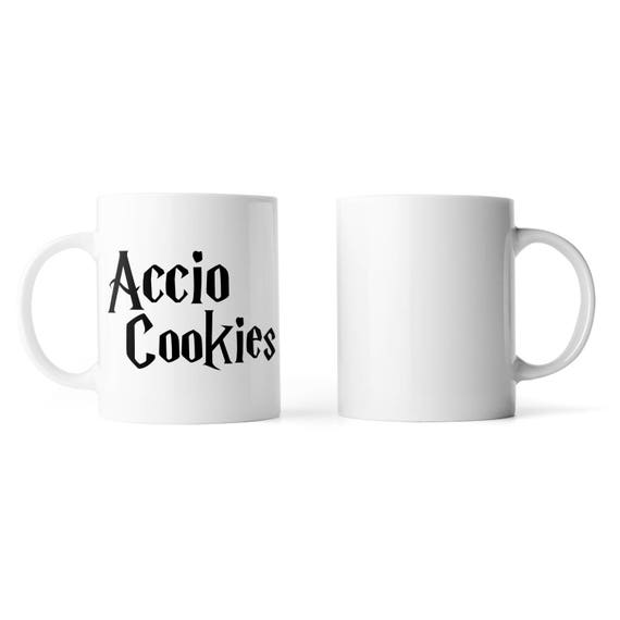 Cookies Harry inspired mug - Funny mug - Rude mug - Mug cup 4P038
