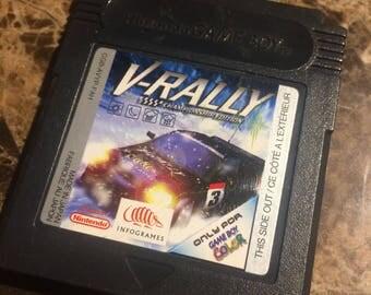 Gameboy 1997 V-Rally