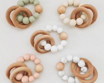 Silicone Rattle