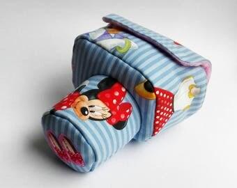DSLR camera bag case cover Minnie Mouse Disney pattern