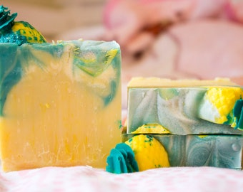 Pineapple & Mango Soap