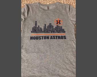 Houston Astros Skyline names