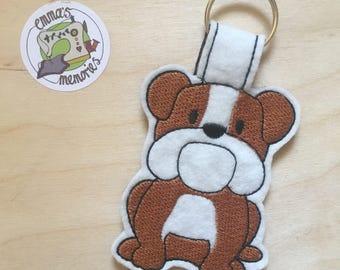 Labrador Keyring, Border Collie Keychain, Retriever Bag Charm, Pug Key Chain, Dog Key Ring, Dog Key Fob, Dog Bag Charm Dachshund, Boxer dog