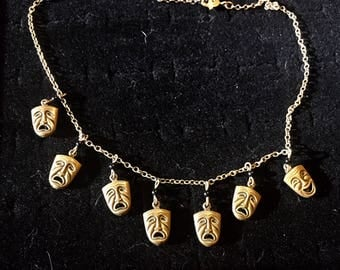 Theatrical Necklace