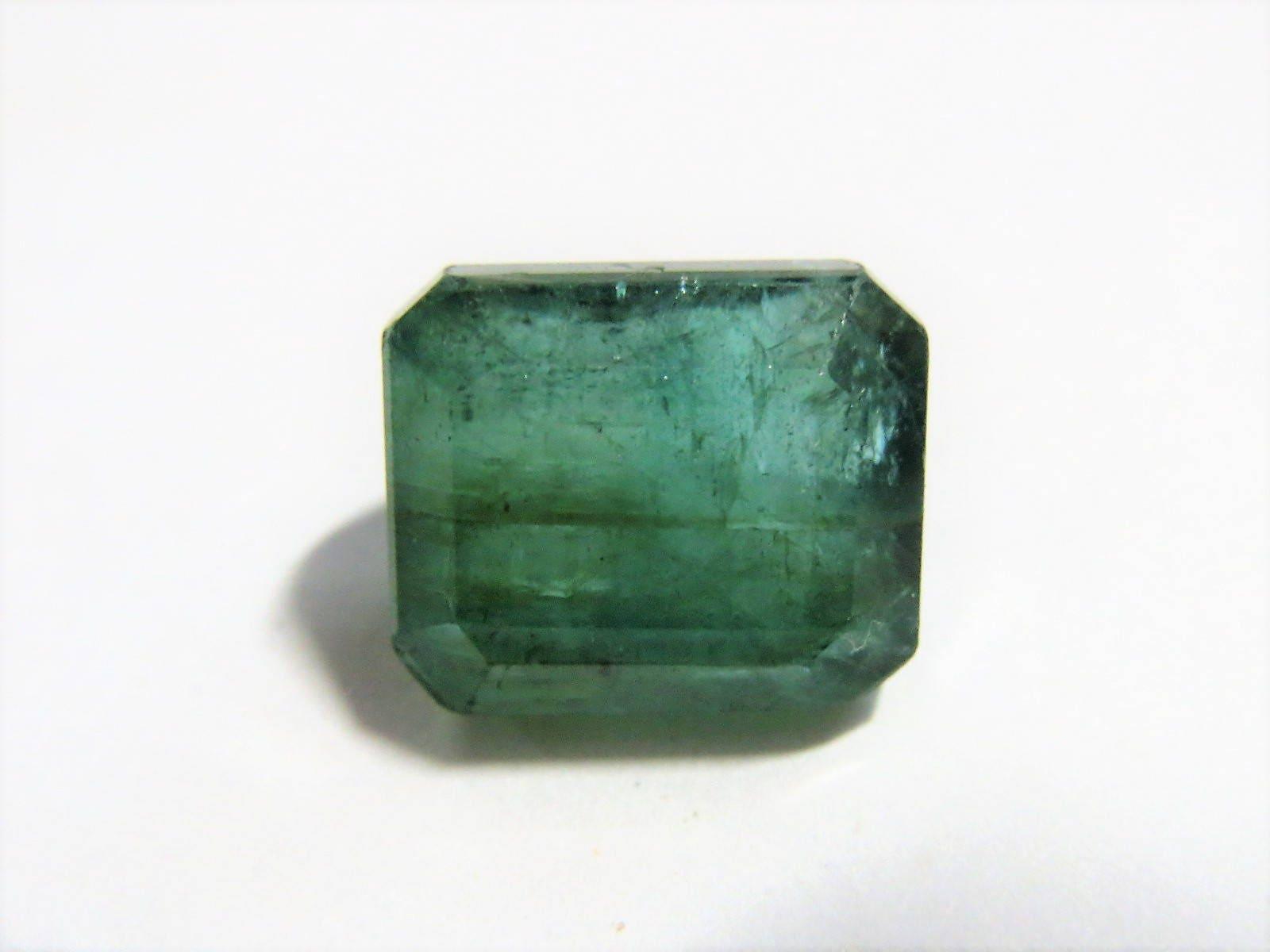 Large Zambian Emerald Loose Stone 7 5 Cts Natural