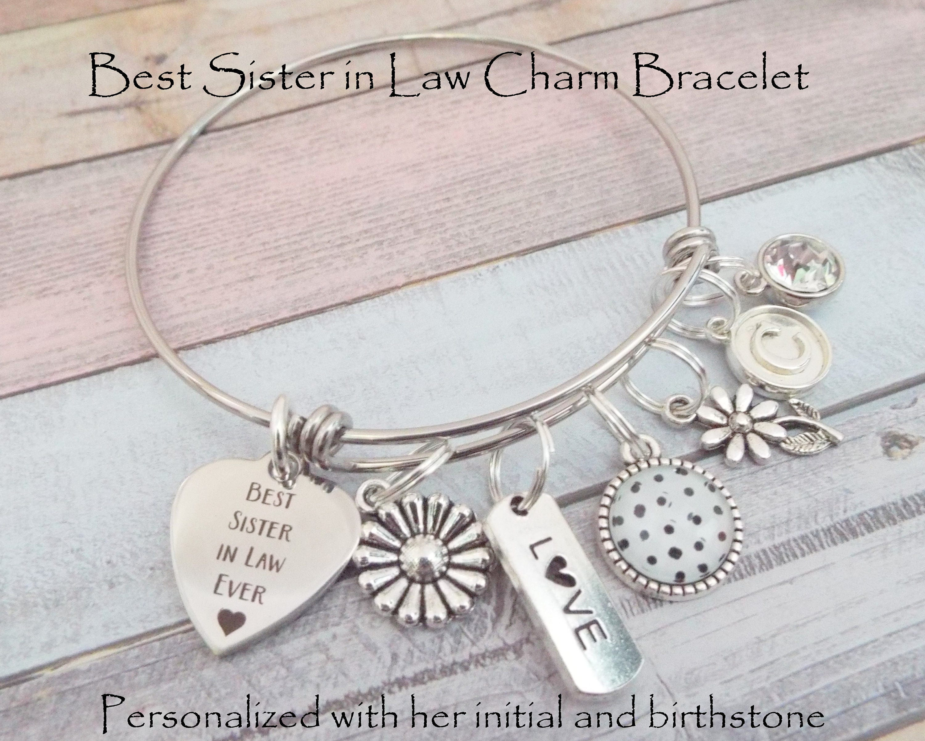 Wedding Gifts For Sister In Law: Sister In Law Gift, Birthday Gift For Sister In Law