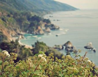 Big Sur Coast - Stock Photography, Digital Download, Photograph, Nature