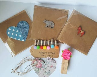 Fiver Friday, Mystery Box, Surprise Box, Gift Tags, Greeting Cards, Mystery Boxes, Surprise Boxes, Stationery Boxes, Gift Tags