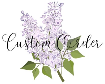 Custom order, Meal week Planner