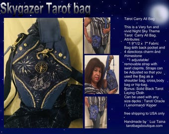tarot bag Skygazer