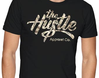 T-shirts The Hustle