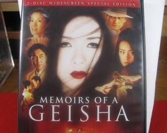 essays memoirs of a geisha