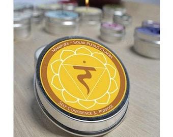 Third Chakra – Yellow – Solar Plexus – Manipura