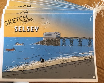 Sketch Micro Selsey