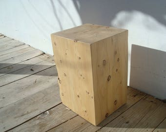 Stool, coffee table, end table, nightstand
