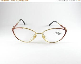 Vintage Glasses Frames, 80s, Vintage Cat Eye Frames, Dedalo by Ventura, Vintage Eyeglasses, Girlfriend Gift, Vintage Cat Eye Sunglasses