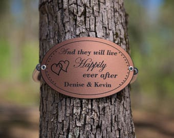 Tree Marker-Personalized Engraved Tag-Tree Dedication Plaque-Memorial Tree Markers - FREE SHIPPING