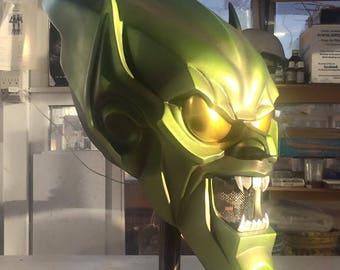 Green Goblin Helmet