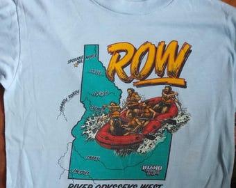 Vintage Rafting T-shirt