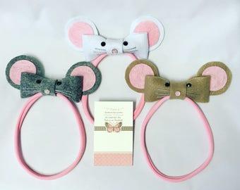 Cute Mousie headbands