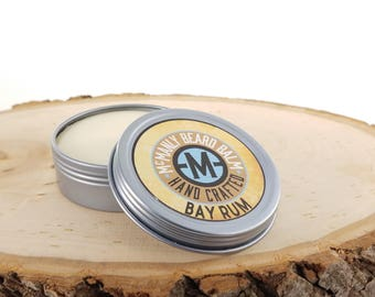 Bay Rum Beard Balm by McManly Skin Care Co.