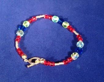 Kreations Wrist Bracelet Design # 101