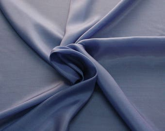 402149-taffeta natural silk 100%, width 110 cm, made in India, can be used liner, dry wash, weight 58 gr