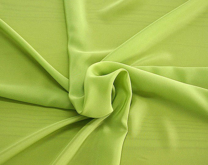 301087-Chinese natural silk crepe 100%, width 135/140 cm, made in Italy, dry cleaning, weight 88 gr
