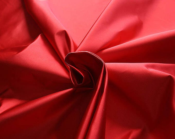 276101-Satin Natural silk 100%, width 135/140 cm, made in Italy, dry cleaning, weight 180 gr