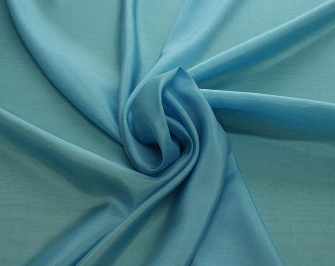 402143-taffeta natural silk 100%, width 110 cm, made in India, can be used liner, dry wash, weight 58 gr