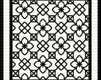 Introduction to Blackwork - Kit 1