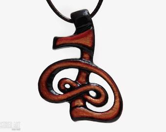 Cho Ku Ret Pendant - SKHM Reiki Symbol Necklace - Sekhem Reiki Symbol Jewelry - Seichim Necklace - Inanimate Object Power Symbol