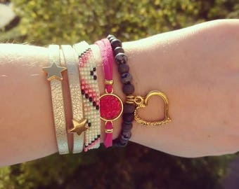 Bracelet with many combinations