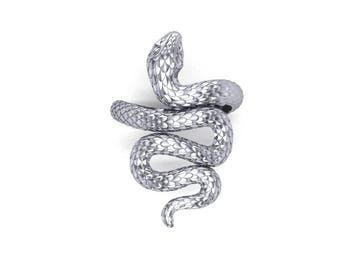 Sterling Silver snake ring / Sterling silver snake ring