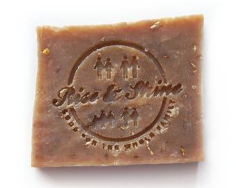 Oats Milk and Honey Soap, Cold process soap, handmade soap, natural soap, moisturizing soap,  oatmeal soap, goat milk soap