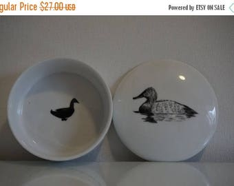 Duck Hunting - Office Desk Accessories - Shaving Bowl - Gifts for Hikers - Fathers Day Gifts - Cute Office Decor - Shaving Soap Bowl