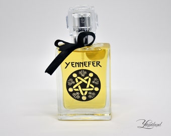 Yennefer inspired 1ml - 30ml gooseberry & lilac perfume | The Witcher Cosplay | The Witcher Perfume | alcohol based