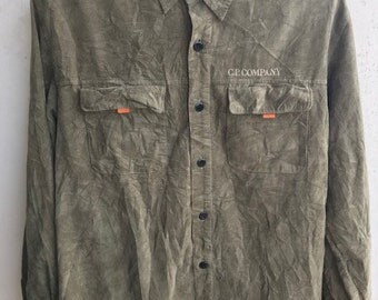 Vintage of CP Company Shirt