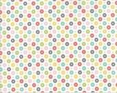 Flower Mill - Retro Dottie Daisy 29034 11 - Moda Fabrics 100% Cotton Quilting Fabric by Corey Yoder
