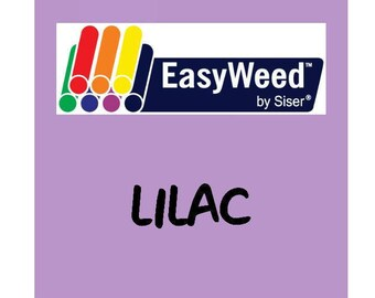Siser EasyWeed Heat Transfer Vinyl - HTV - Lilac