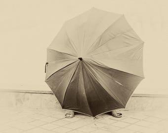 VIETNAM STORIES 11. Vietnam, Street Photography, Sepia Tone, Travel photography, Limited Edition Print, Photographic Print