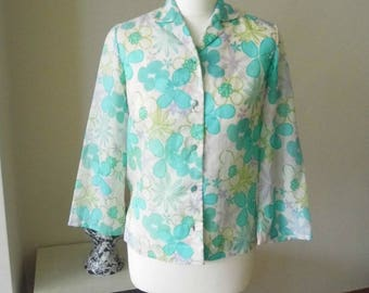 Late 1960s early 70s blouse size 10