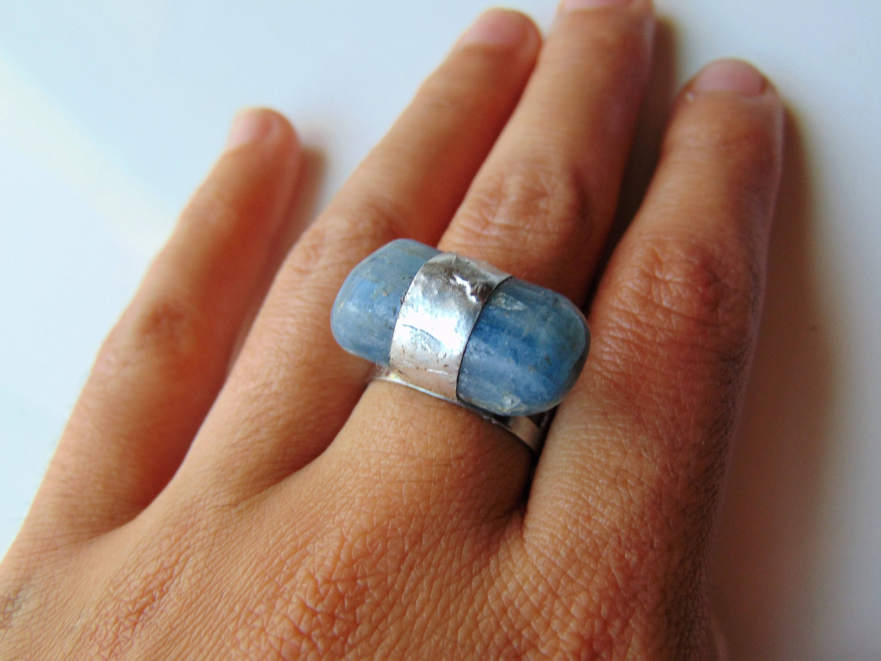 sterling please pllewellyn embossed rng com size natural your shorelinedesignpei marquise emerald rings to kyanite lotr ring marquee product email silver