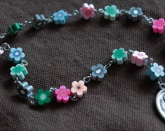 Little Flower Chaplet - Flower Garden
