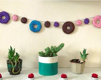 Donut Bunting