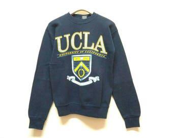 Vintage Ucla University of California Los Angeles by Jansport USA  Medium Size