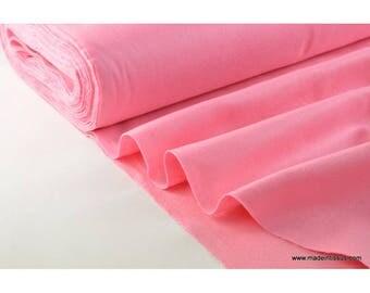 tissu feutrine rose polyester .