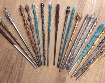 Katie custom Wand set of 16